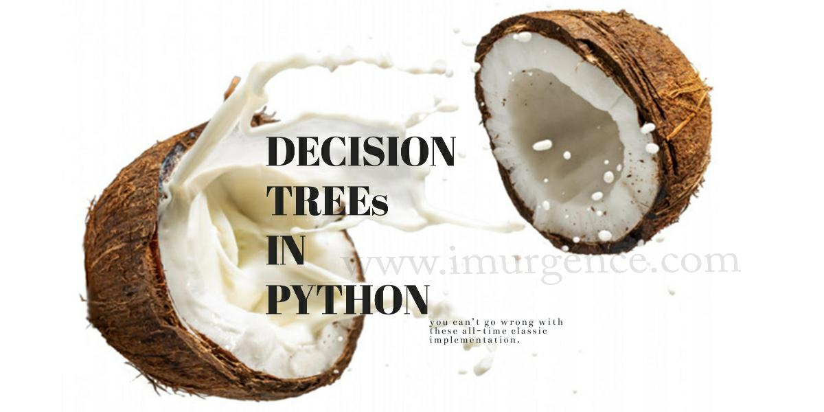 Decision Tree in a Nutshell Using Python