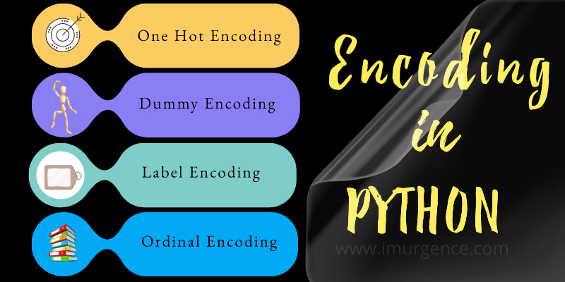 Encoding Techniques in Machine Learning using Python